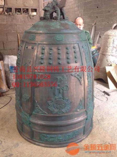 衢州铜钟厂家直销全国发货