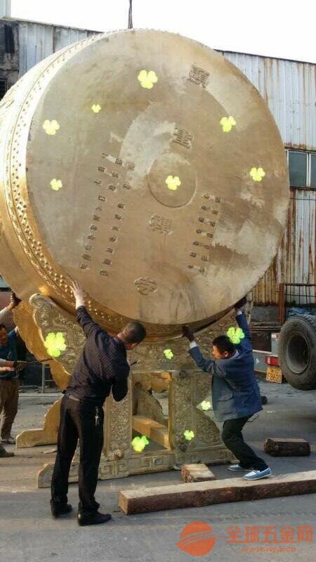 丽水铸造铜鼓厂家大厂品质超强做工