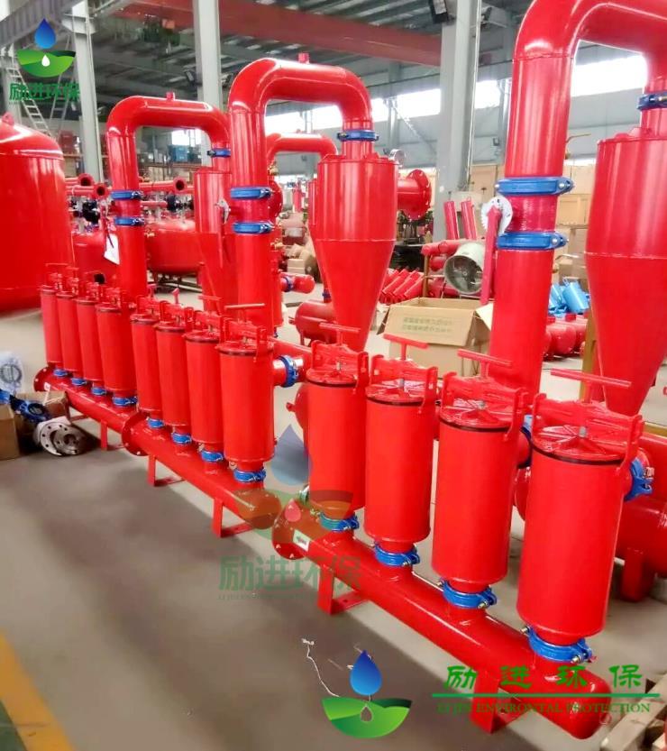 咸寧農業噴灌離心網式過濾器
