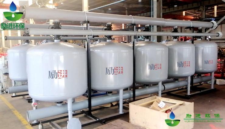 日喀则励进循环水旁滤装置