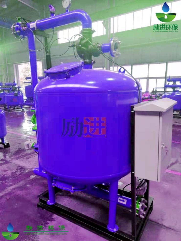 徐州励进循环水旁滤器