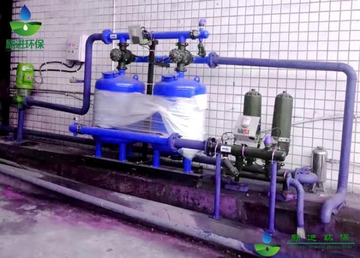保山河水過濾疊片過濾器