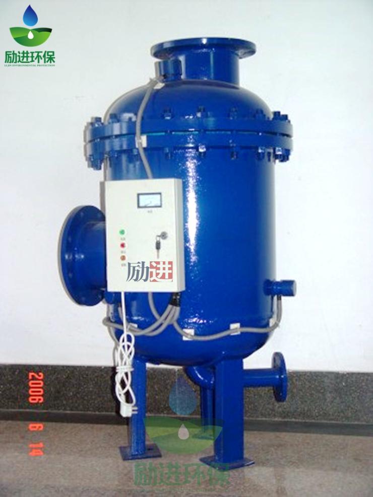 滁州多相全程综合水处理器