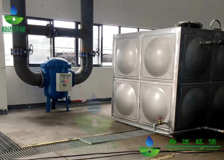 成都物化一体综合全程水处理仪