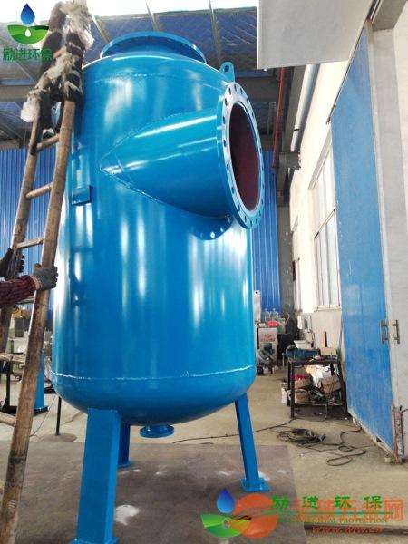 柱型旋流除砂机产品特点