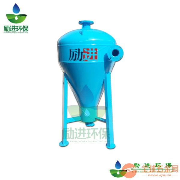 井水除砂器如何工作