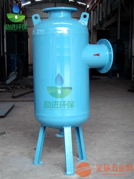 井水除砂器原理图