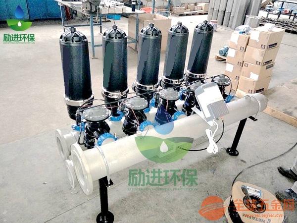 芜湖农业灌溉盘式过滤器