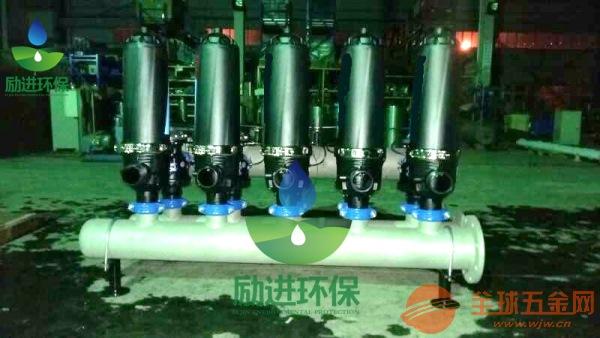 农业灌溉盘式过滤器安装