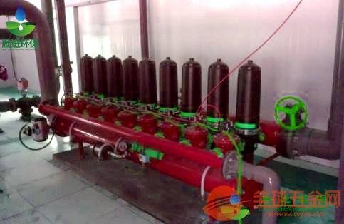 农业灌溉盘式过滤器简介