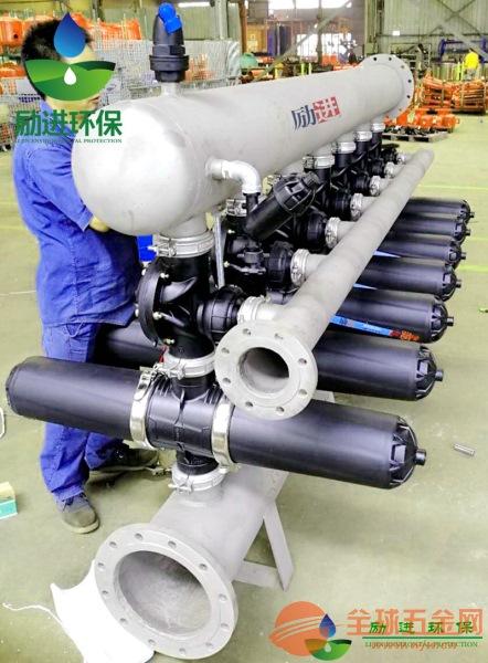 泗阳县农业滴灌盘片式过滤器