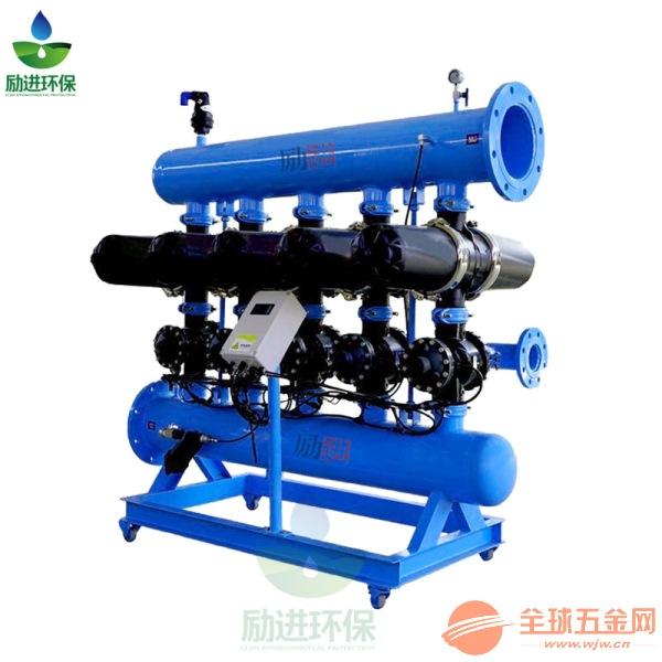 农业灌溉盘式过滤器构造