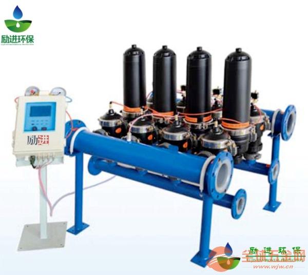 农业灌溉盘式过滤器组成
