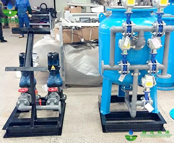滨州不锈钢AGF浅层介质过滤器