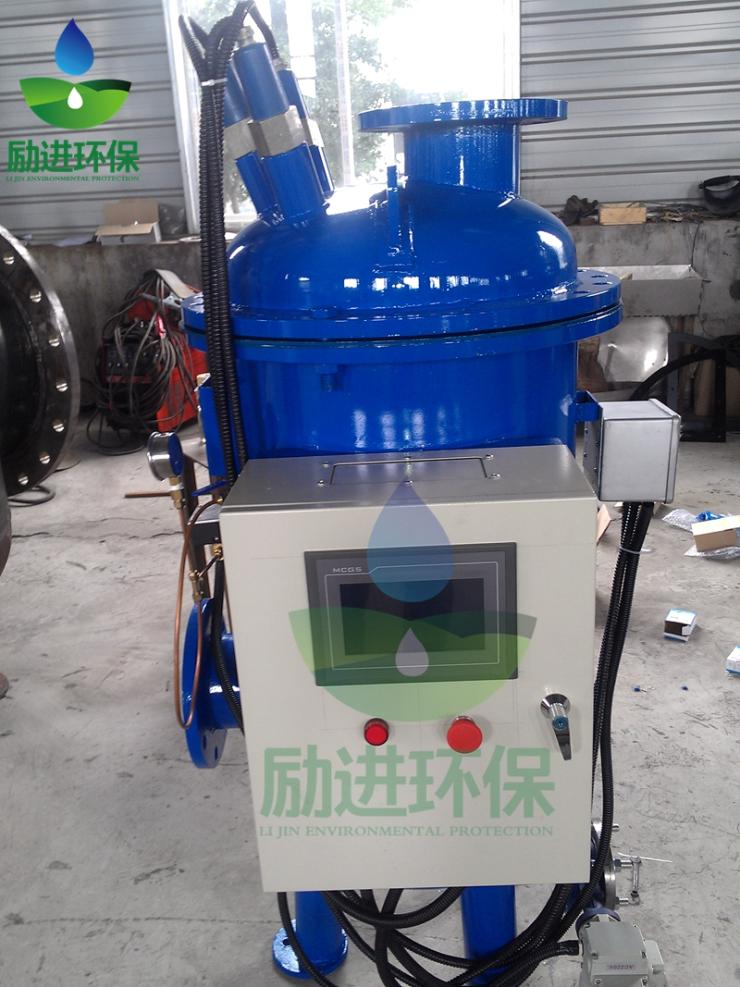 平凉全自动全程水处理仪