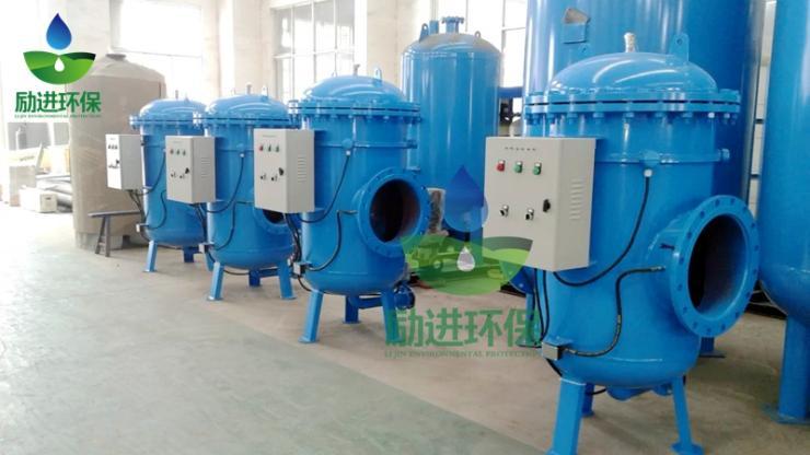张掖物化一体综合全程水处理器