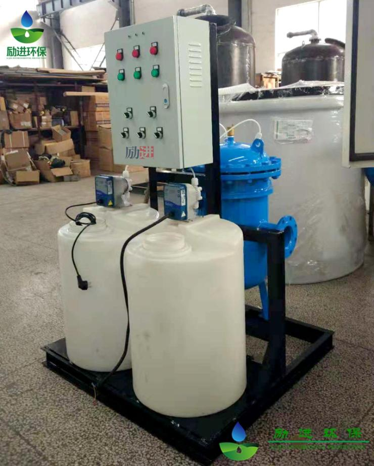 牡丹江全自动全程水处理器