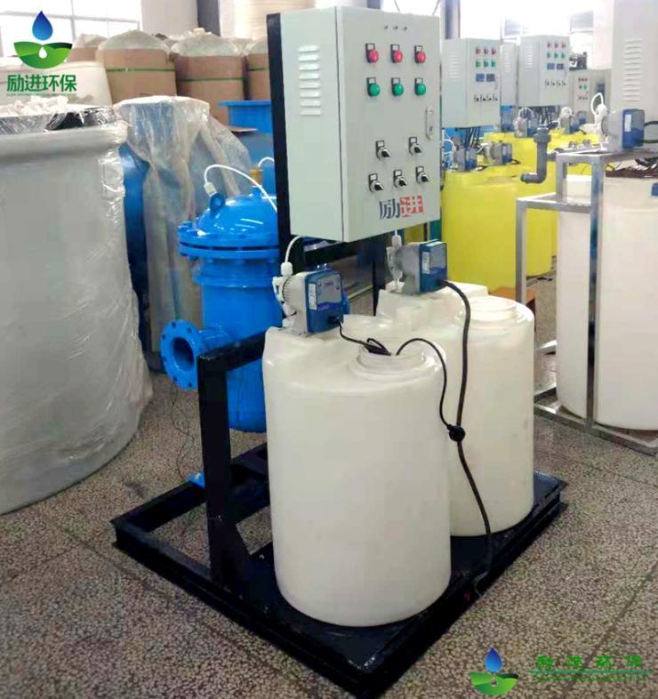 宿迁全自动全程水处理仪
