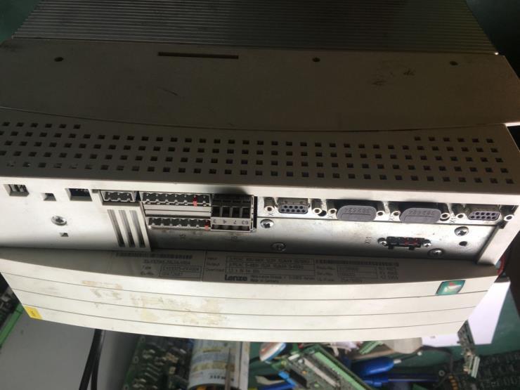维修LENZE伦茨伺服驱动器EVS9323输出不平衡(缺相)