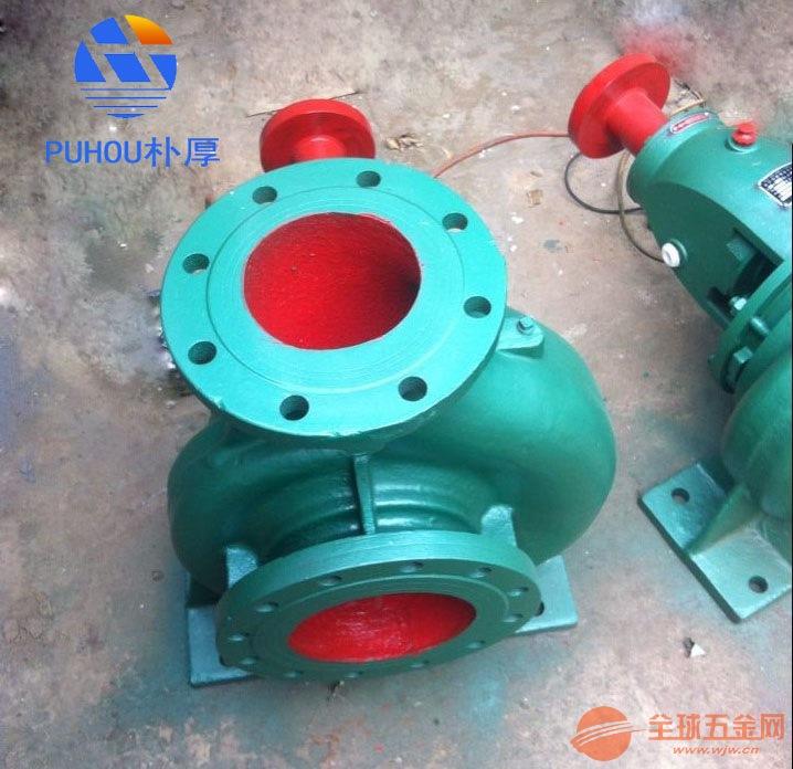 宁夏中卫IS125-100-200J自吸清水泵品牌保