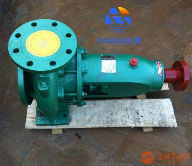 湖北恩施IS125-100-400A清水补水泵品牌保