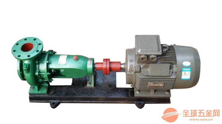 湖南郴州IS65-40-250C卧式离心泵质优价廉