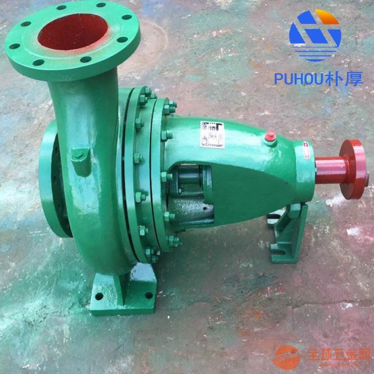 江西九江IS100-65-200A直联自吸清水泵哪家