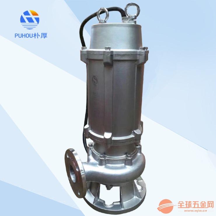 西藏山南300QW600-20-55泵房抽水泵生产厂