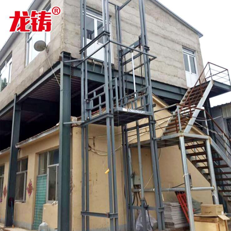 新聞陽江市無機房電梯濟南升降貨梯批發商
