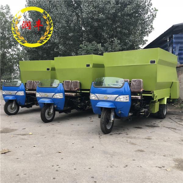 清遠市一機多用的喂料機 養殖廠喂料的工具車