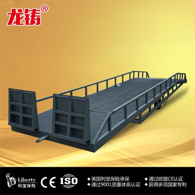 苏州市机械式登车桥工厂图纸参数