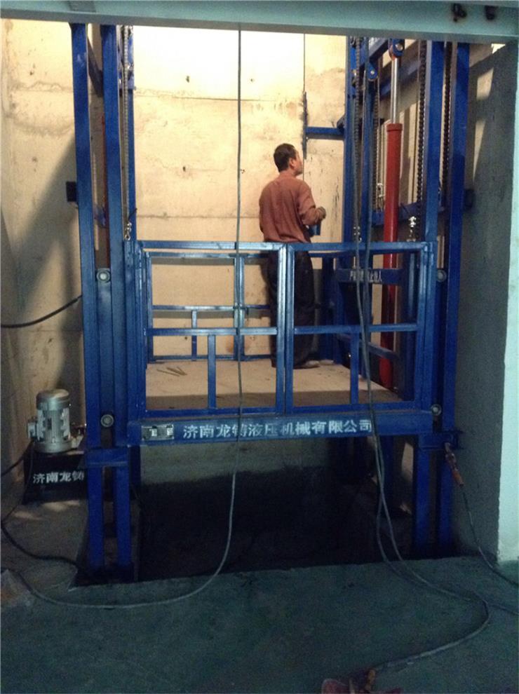 济宁市二层三层升降机终身维修