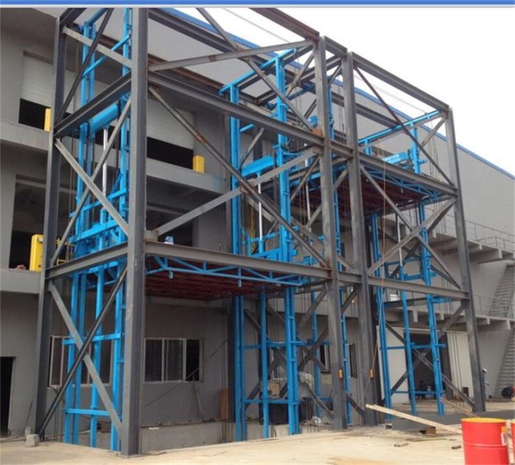 吉安市倉庫貨梯上門安裝