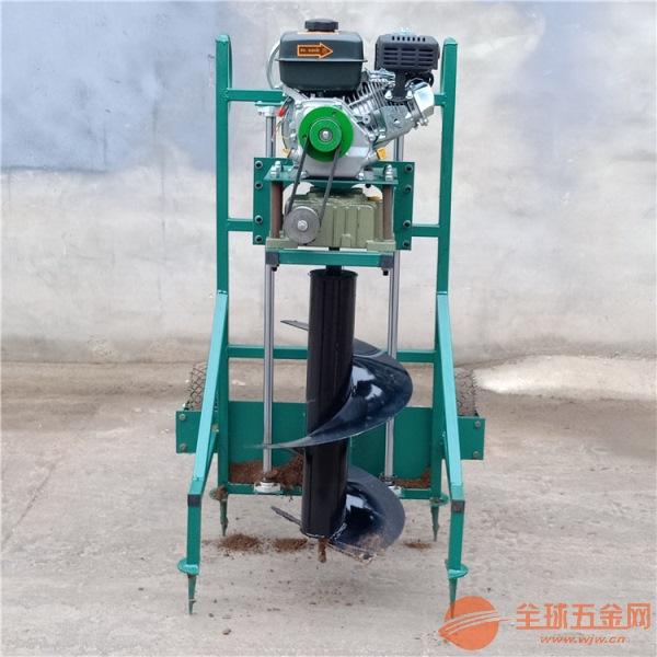 南昌新型植樹挖坑機 螺旋堅固型挖坑機