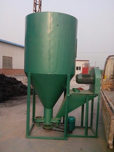 淮北市养殖草粉搅拌机 螺旋式玉米搅拌机