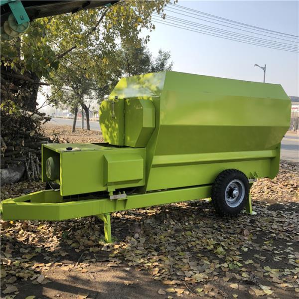 唐县养殖设备搅草机 牧草粉碎混合搅拌机