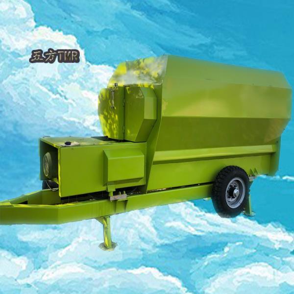 铜陵市搅拌机定做厂家 蛟龙式饲料拌料机