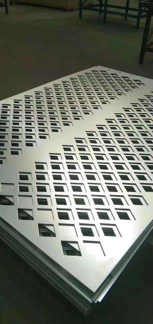 漳州不锈钢冲孔板供应厂家