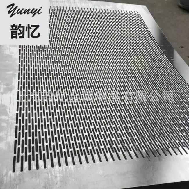 杭州外墙装饰冲孔网送货上门