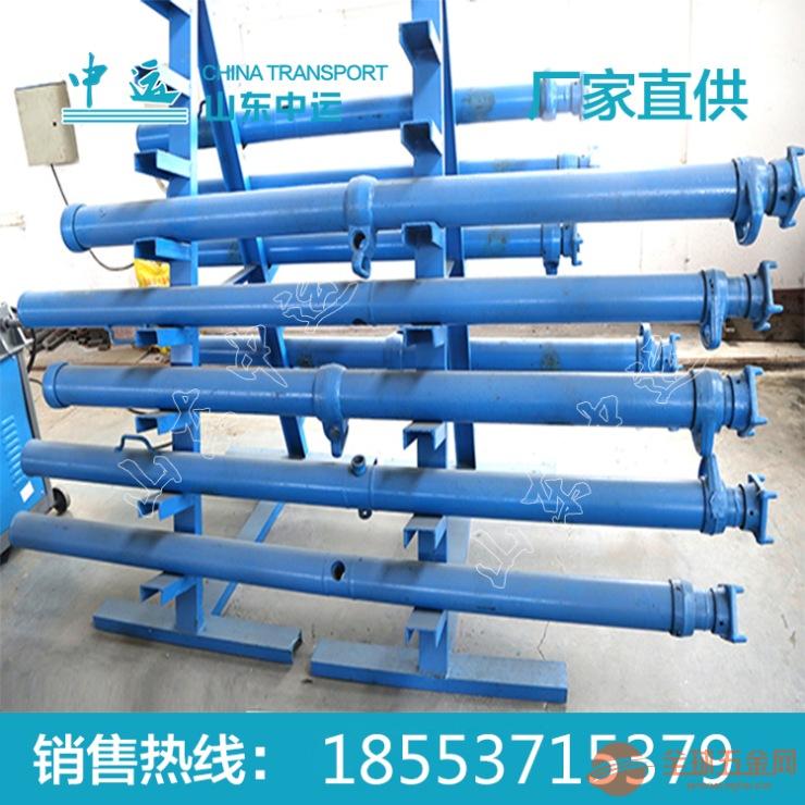 悬浮式单体液压支柱品牌 中运DW06-300/100X单体液压支柱