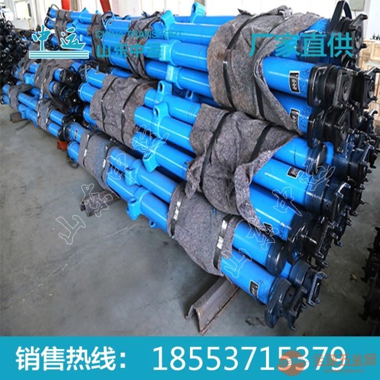 悬浮式单体液压支柱规格 DW18-400/110X悬浮式单体液压支柱