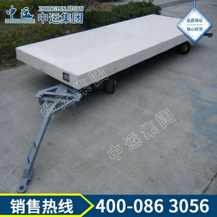 平板牵引拖车生产厂家 平板牵引拖车质量