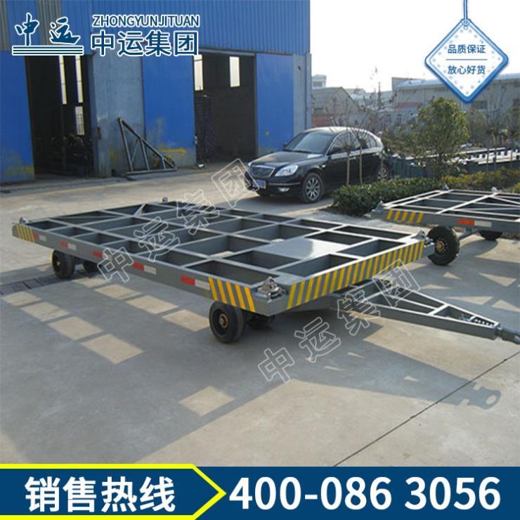 集装箱专用重型牵引平板拖车质量保证