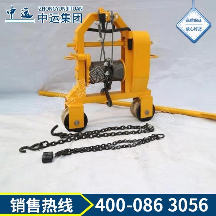 ZYDC500低位油桶搬运车