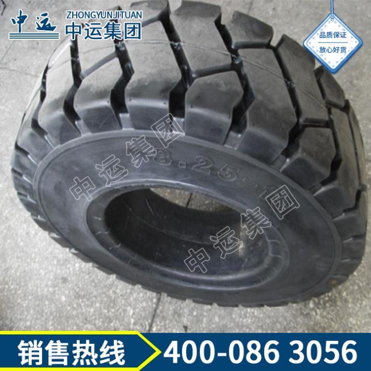 实心叉车轮胎厂家 实心叉车轮胎规格