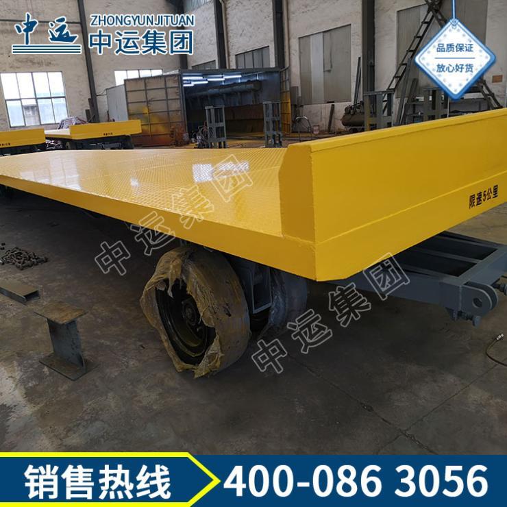 25t平板拖车质量 25吨平板拖车价格 中运重型平板拖车