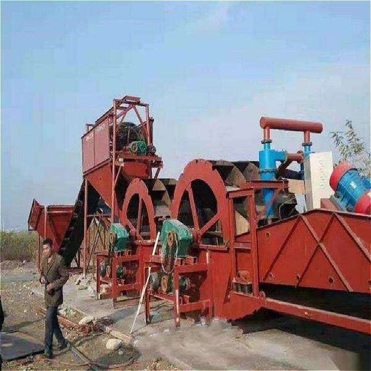 陕西小型洗沙机加工厂家