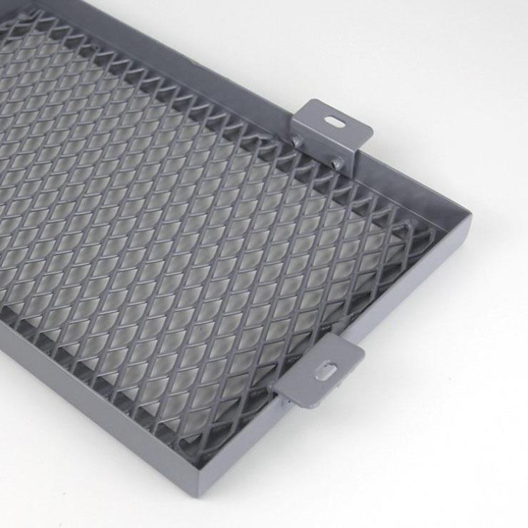 铝板网用途拉网铝板现货定制铝板拉网德普龙直销