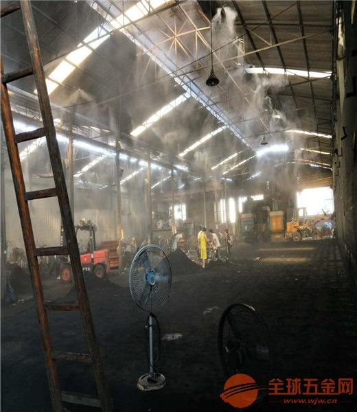 猪场专业喷雾消毒加湿降温设备供应商