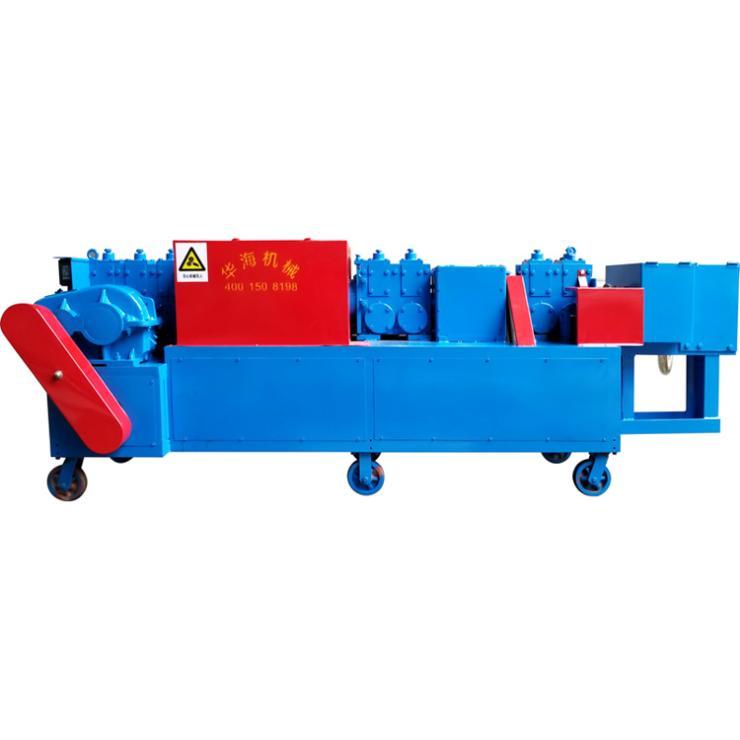 广东汕尾华海机械钢管调直除锈刷漆机价格实惠